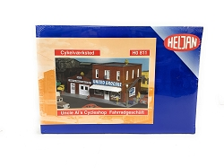 Heljan Uncle Al's Grocer HO Scale