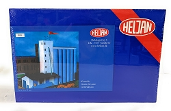 Heljan Grain Farmers CO  HO Scale