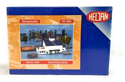 Heljan Grain Mill HO Scale