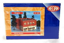 Heljan Theater HO Scale