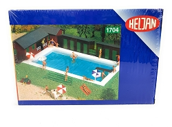 Heljan Public Swimming HO Scale