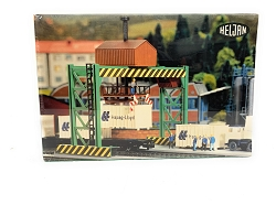 Heljan Container Terminal HO Scale