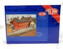 Heljan HO Scale Post Office
