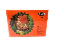 Heljan Old Drug Store Building HO Scale