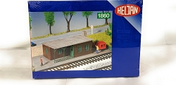 Heljan Small Railroad Station HO Scale