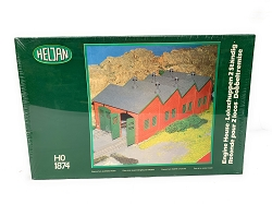 Heljan Engine Housse 2 HO Scale