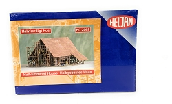 Heljan Timbered House HO Scale