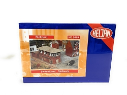 Heljan Switch Tower HO Scale