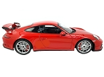 MINICHAMPS 1:18 Die Cast  Porsche 911 GT3 - 2017 - Guards Red/ Black Interior