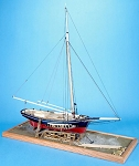 Model Shipways EMMA C. BERRY LOBSTER SMACK 1:32 SCALE