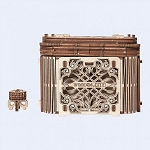 Wooden.City Mystery Box Wooden 3D Puzzle Model Kit - Laser Cut Wood