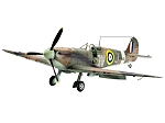 Revell of Germany SUPERMARINE SPITFIRE MK.IIA 1/32 Scale