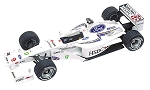Tameo TMK282 Stewart Sf-3 Ford - 1999 - White Metal Car Kit - Scale 1:43, Made in Italy