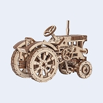 Tractor by Wooden.City 3D Puzzle and Model Kit