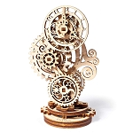 Ugears Steampunk Clock 3D Mechanical Model Kit