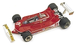 Tameo WCT079 Ferrari 312T4 - 1979 Italian Grand Prix - White Metal Car Kit - Scale 1:43, Made in Italy