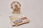 Wood Trick Ferris Wheel - Laser Cut Plywood Kit