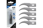 X-ACTO #28 Concave Carving Blade 5 Pack