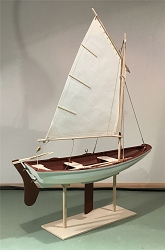 Norwegian Sailing Pram 1:12 Scale