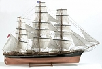 Billings Boats 1:75 Scale Cutty Sark -Wooden hull