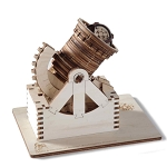 Da Vinci Bombard Cannon (Bombarda) Riciclandia RIC_05 Laser Cut Wooden Model Kit - Made in Italy
