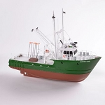 Billing Boats Andrea Gail Wooden Hull 1:60 Scale
