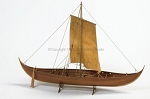 Billings Boats 1:25 Scale Roar Ege -Wooden hull