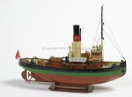Billing Boats 1:50 Scale ST. Canute -Wooden hull