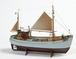 Billing Boats 1:33 Scale Mary Ann - wooden hull