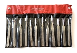 Model Expo Tools - 12pc. Jeweler SS Tweezer Set