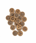 DEADEYE, Walnut 12mm  40/pack