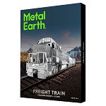 Metal Earth - MMG104 Freight Train Set