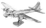 Metal Earth - MMS091 B-17 FLYING FORTRESS