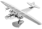 Metal Earth - MMS103 PAN AM CHINA CLIPPER