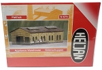 Heljan N Scale Warehouse Plastic Kit