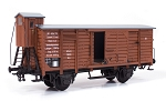 Occre Freight Car 1:32 Scale