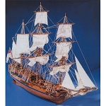 Mantua Model 786 HMS Peregrine Galley - Wooden Plank - On - Bulkhead Kit  Scale 1:60 28