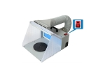 Ningbo Haosheng Portable Paint Booth with Exhaust System - 110 Volt