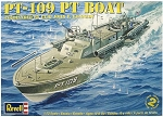 Revell of Germany PT-109 PT Boat Commanded by LT.JG John F. Kennedy