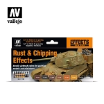 Vallejo Rust & Chipping