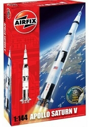 Apollo Saturn V 1:144 Scale