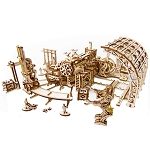 Ugears - Robot Factory - Laser Cut Wood - 598 Parts
