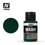 Vallejo Model Wash Olive Green 1.18 oz