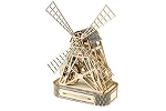 Wooden.City - Wind Mill - Laser Cut Wood - 222 Parts