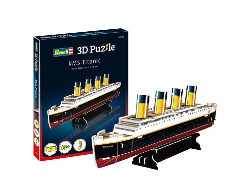 Revell of Germany RMS Titanic 3D Puzzle