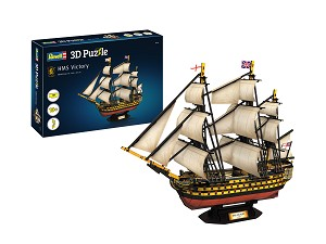 Revell of Germany HMS Victory 3D Puzzle