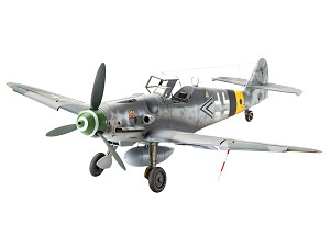 MESSERSCHMITT BF109 G-6 - LATE EARLY AND VERSION  1/32 Scale