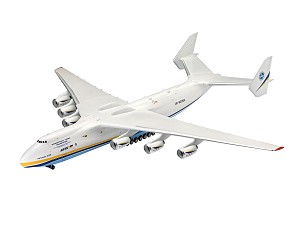 Revell of Germany Antonov AN-225 Mrija 1:144 Scale