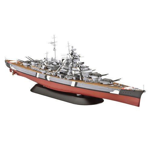 Revell of Germany Battleship Bismarck 1:700 Scale
