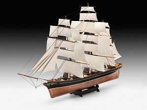 Cutty Sark 150th Anniversary 1:220 Scale